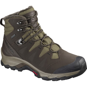 Salomon M's Quest Winter GTX Shoes Bungee Cord/Delicioso/Black